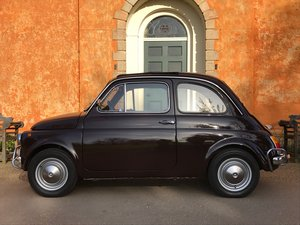 1970 FIAT 500L - THE BEST AVAILABLE! Restored at Huge Expense!