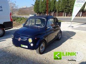 Fiat 500 L ELABORATA 1972