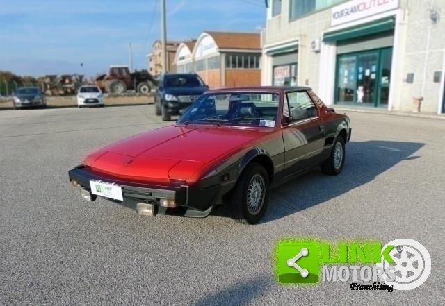 X1/9 Five Speed Bertone, prima immatricolazione UK 1985, gu For Sale (picture 1 of 6)