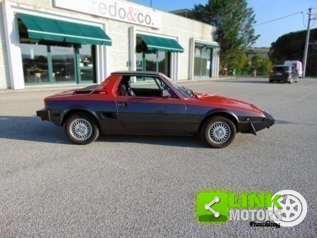 X1/9 Five Speed Bertone, prima immatricolazione UK 1985, gu For Sale (picture 3 of 6)