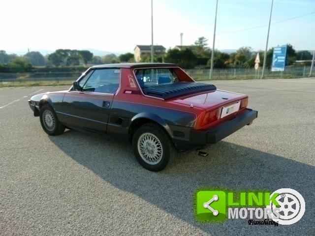 X1/9 Five Speed Bertone, prima immatricolazione UK 1985, gu For Sale (picture 4 of 6)