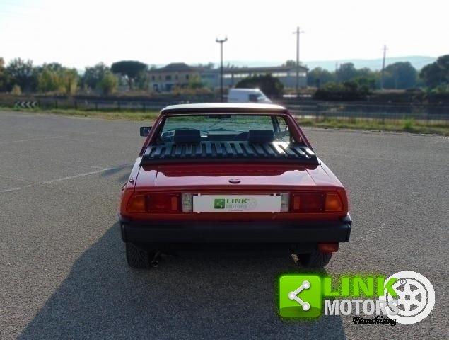 X1/9 Five Speed Bertone, prima immatricolazione UK 1985, gu For Sale (picture 5 of 6)