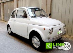 FIAT 500R (1974) - RESTAURATA E ORIGINALE 100%