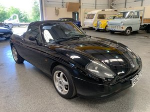 1997 Fiat Barchetta For Sale by Auction