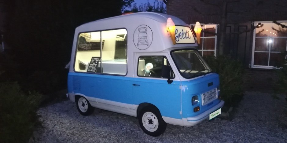 1983 Fiat 900T/E Morrison Ice Cream Van, Foodtruck For Sale (picture 2 of 6)