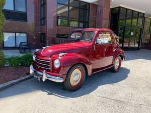 #23332 1953 Fiat Topolino Trasformabile  For Sale