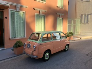 Picture of 1961 Restored Fiat 600D Multipla For Sale