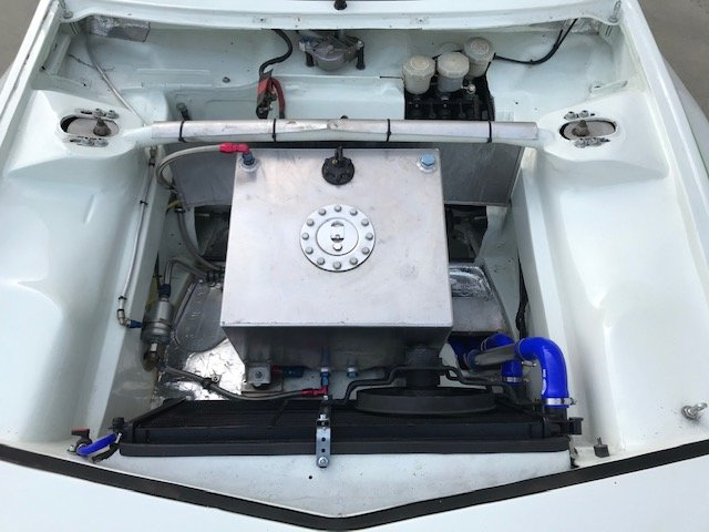 1981 Fiat X1/9 Dallara rolling chassis For Sale (picture 5 of 6)