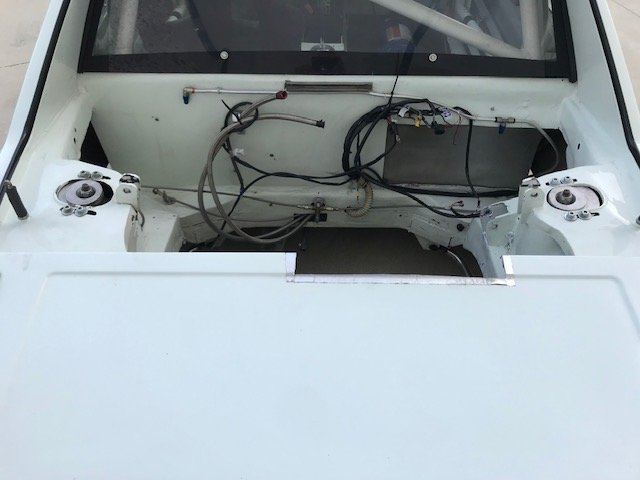 1981 Fiat X1/9 Dallara rolling chassis For Sale (picture 6 of 6)