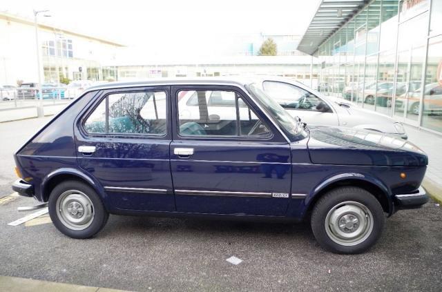 1980 Fiat 127 900 CL 4 Porte - Doc e Targhe Originali For Sale (picture 3 of 6)