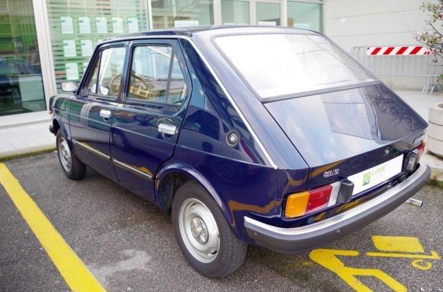 1980 Fiat 127 900 CL 4 Porte - Doc e Targhe Originali For Sale (picture 5 of 6)