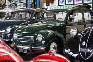 1954 Fiat 500 C Topolino Giardinetta Belvedere SOLD