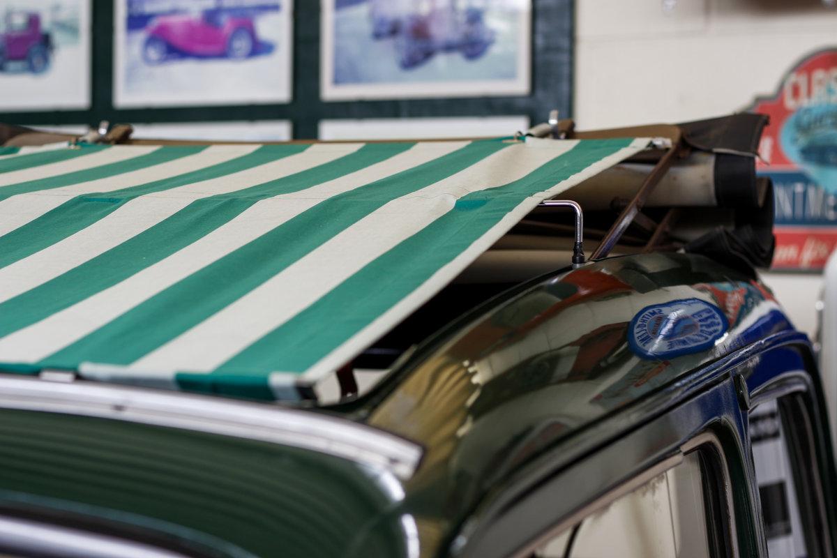 1954 Fiat 500 C Topolino Giardinetta Belvedere SOLD (picture 6 of 6)