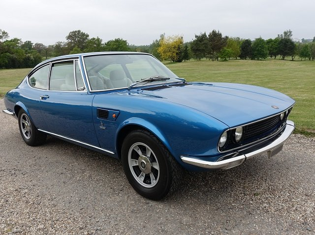 1971 Fiat Dino 2400 Coupe - Fully Restored - UK Registered For Sale (picture 1 of 6)