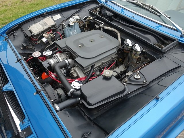 1971 Fiat Dino 2400 Coupe - Fully Restored - UK Registered For Sale (picture 5 of 6)