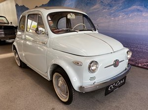 1959 Fiat 500 0,5 Nuova Convertible For Sale