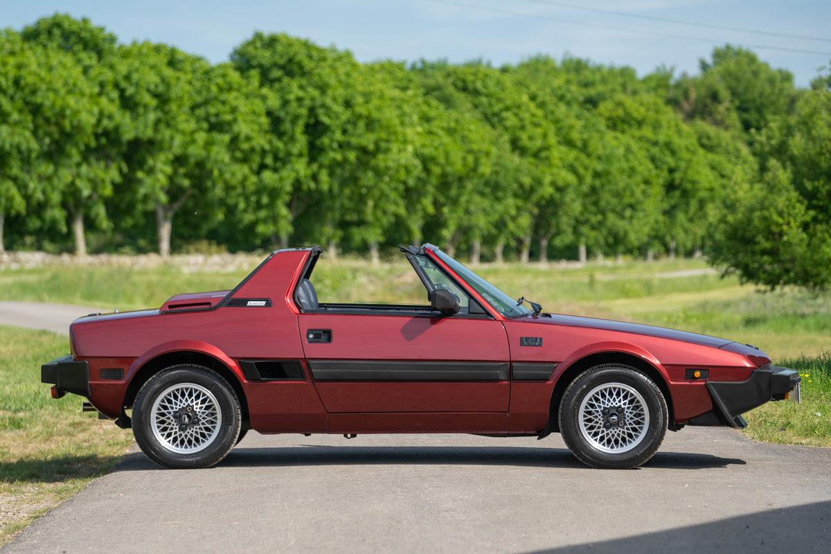 1989 Fiat X1/9 Gran Finale Bertone For Sale (picture 3 of 6)