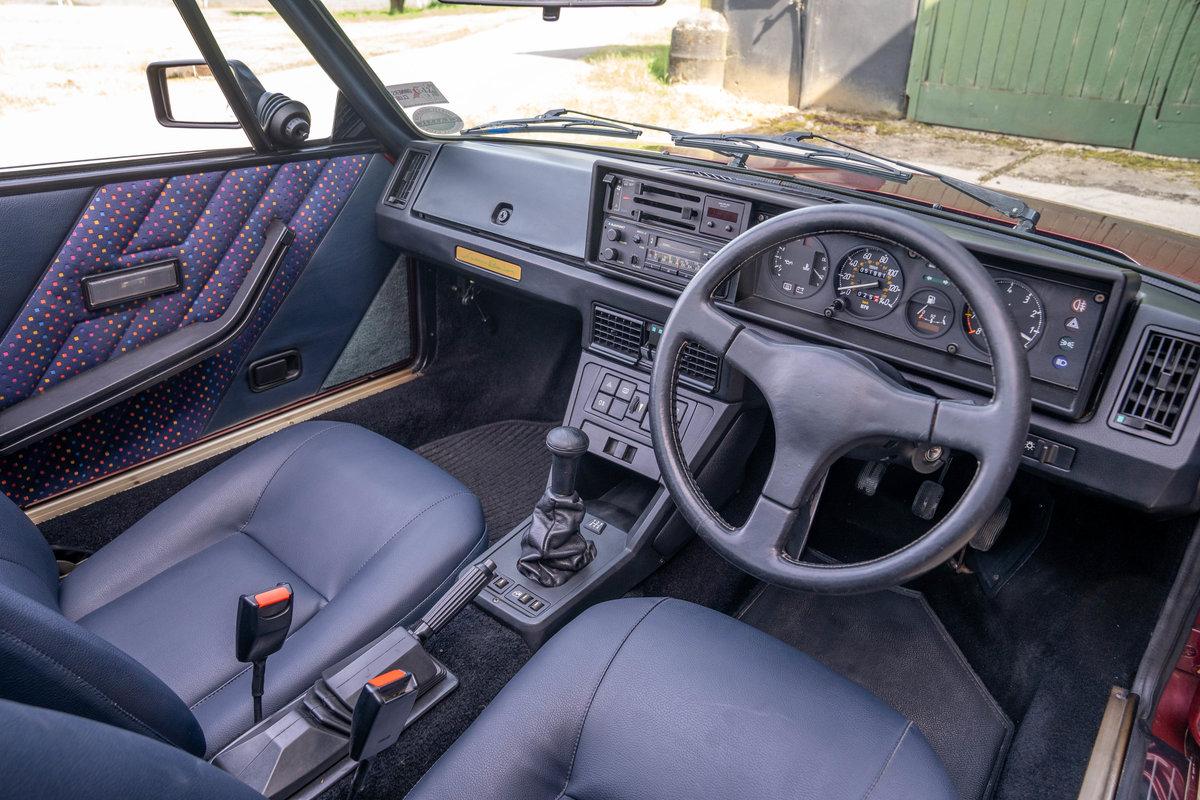 1989 Fiat X1/9 Gran Finale Bertone For Sale (picture 4 of 6)