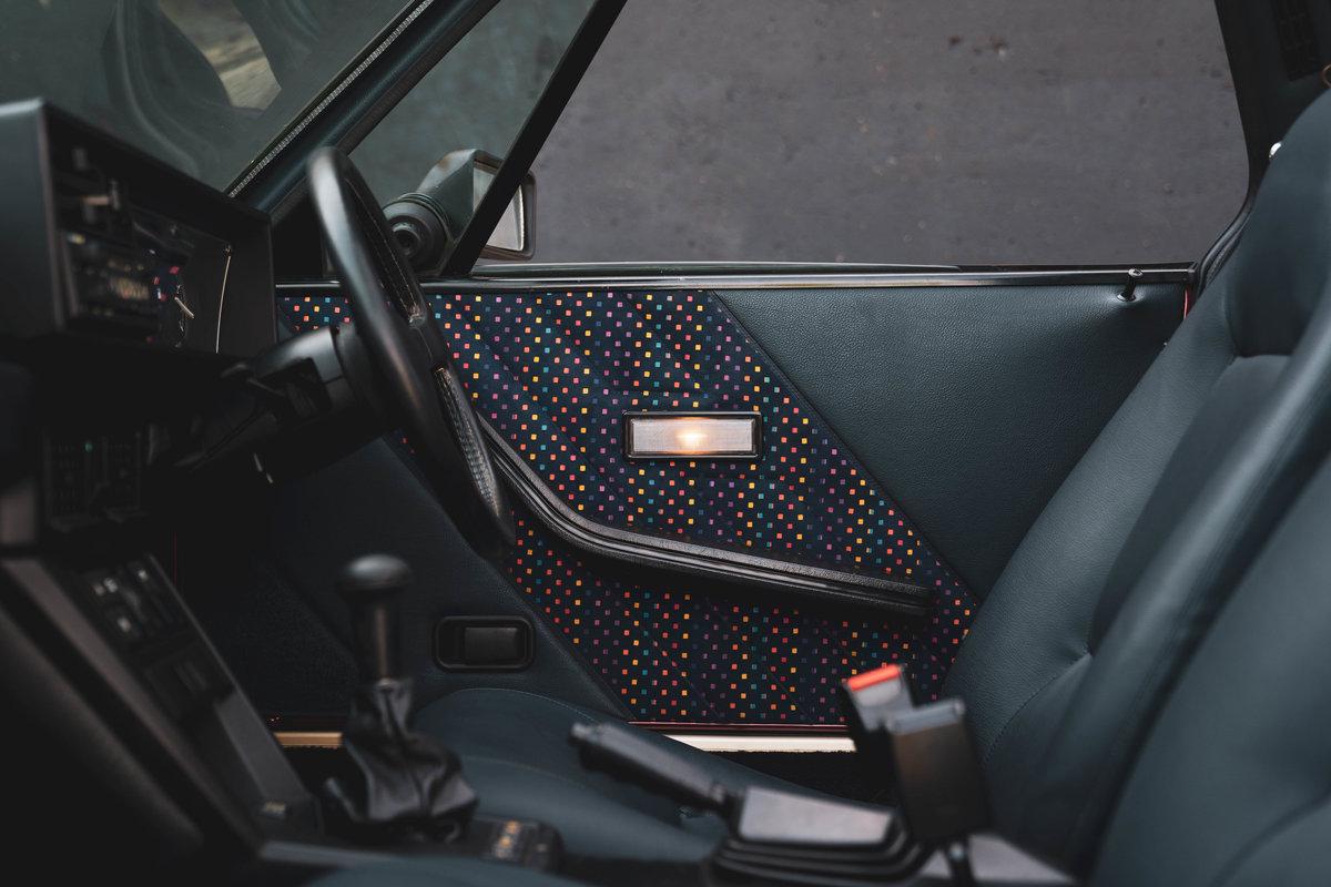 1989 Fiat X1/9 Gran Finale Bertone For Sale (picture 5 of 6)