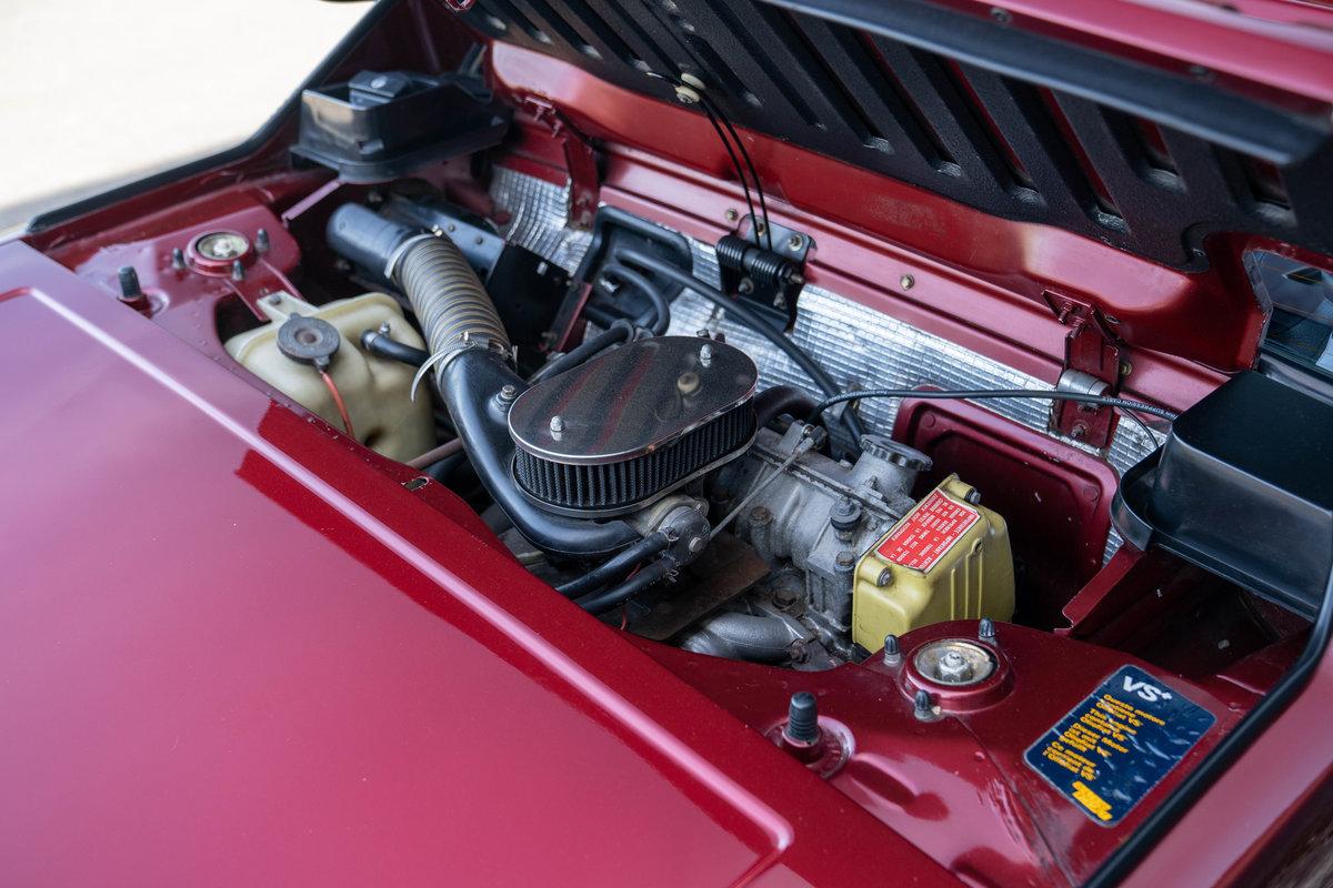 1989 Fiat X1/9 Gran Finale Bertone For Sale (picture 6 of 6)