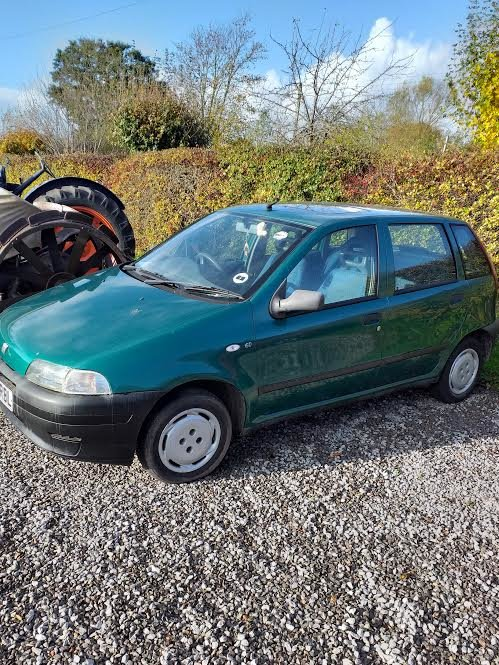 1998 Fiat Punto S 60 Mk1 For Sale (picture 1 of 6)