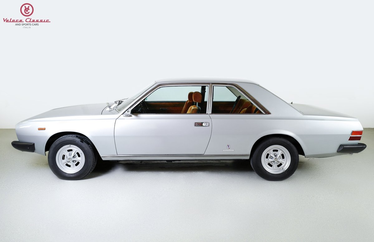 1972 Fiat 130 Coupe 3.2 automatic Gold ASI  For Sale (picture 4 of 10)
