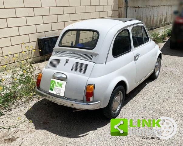 FIAT - 500 F110 1972, RESTAURATA! For Sale (picture 3 of 6)