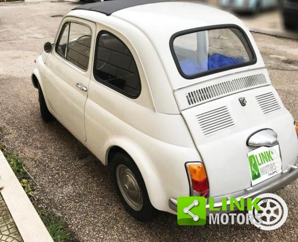 FIAT - 500 F110 1972, RESTAURATA! For Sale (picture 5 of 6)