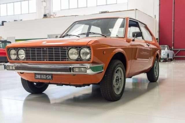 1976 Fiat 128 3P 3 porte SPLENDIDE CONDIZIONI For Sale (picture 1 of 6)