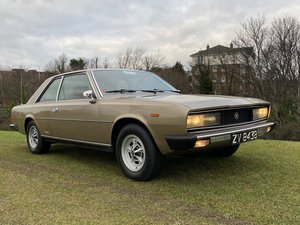 FIAT 130 COUPE 84k kms Stunning