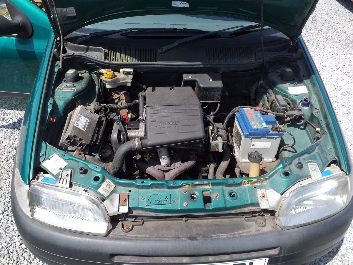 1998 Fiat Punto S 60 Mk1 For Sale (picture 5 of 6)
