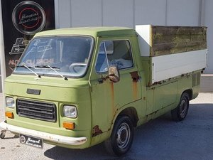 fiat 900t,versione pick-up  FOR RESTORATION