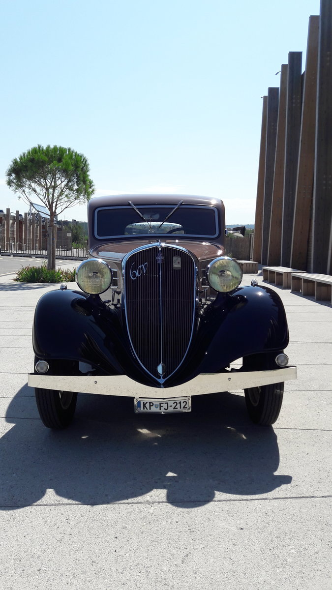 1937 Simca-Fiat 6cv coupe For Sale (picture 3 of 6)