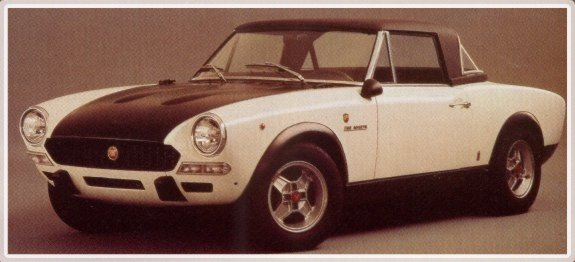1973 Real Fiat 124 Abarth preserved, for sale