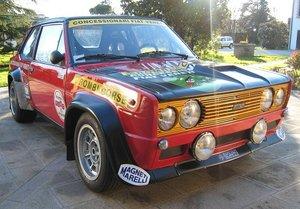 1977 FIAT 131 ABARTH Gr.4 – HTP FIA