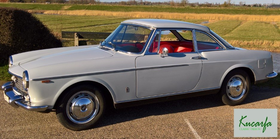 1966 Fiat 1500 Coupe Pininfarina For Sale (picture 1 of 6)