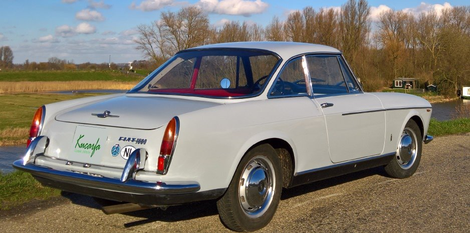 1966 Fiat 1500 Coupe Pininfarina For Sale (picture 2 of 6)