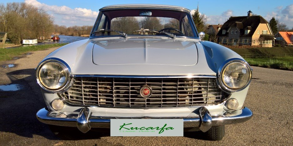 1966 Fiat 1500 Coupe Pininfarina For Sale (picture 3 of 6)