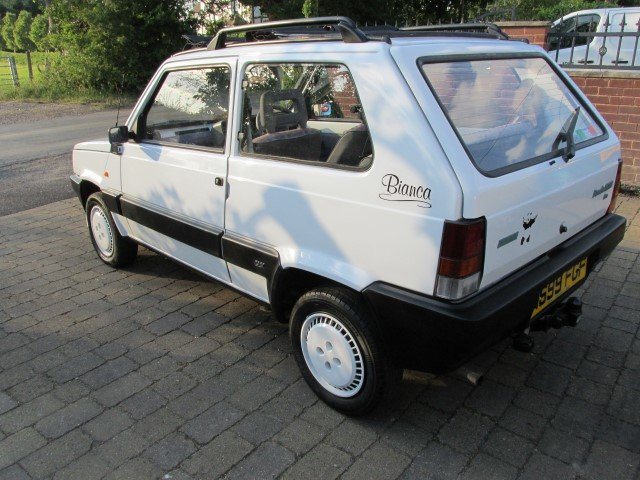 1995 Fiat panda 1000 fire clx NOW SOLD NOW SOLD  SOLD (picture 2 of 6)