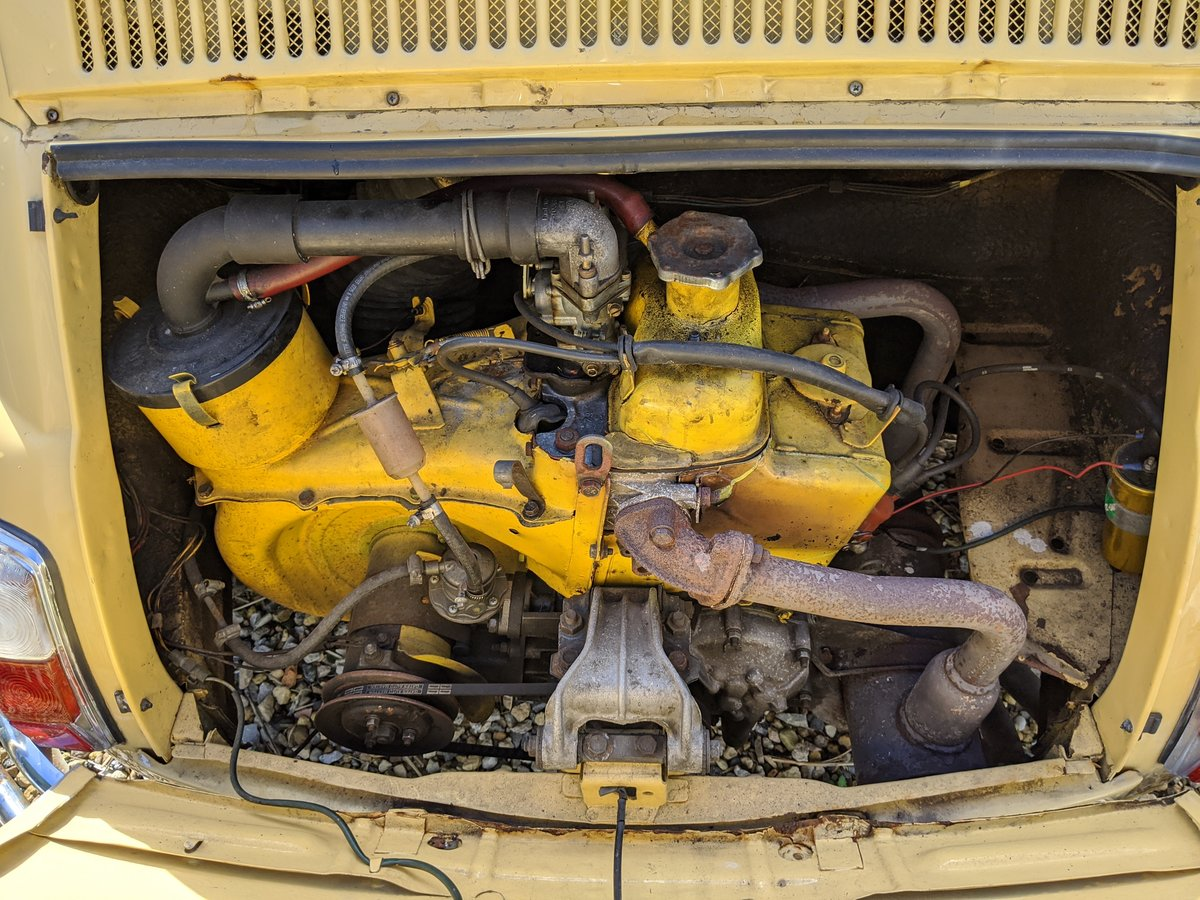 1972 Fiat 500L SOLD (picture 5 of 6)
