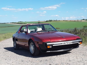 1984 Fiat X1/9 For Sale