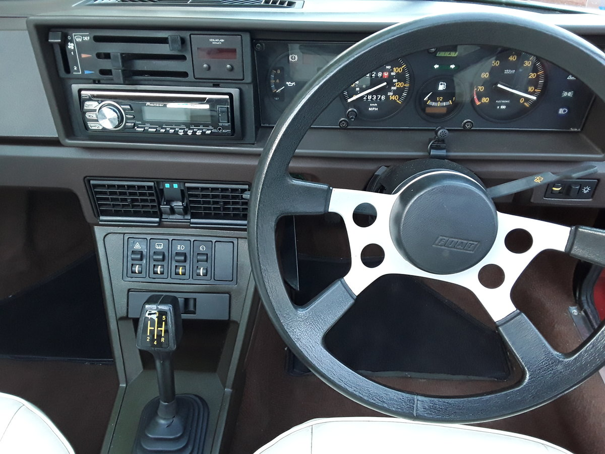 1984 Fiat X1/9 SOLD (picture 5 of 6)