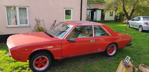 1975 Fiat 130 Coupe barn find