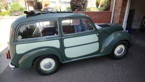 1954 Restored fiat topolino belvedere For Sale
