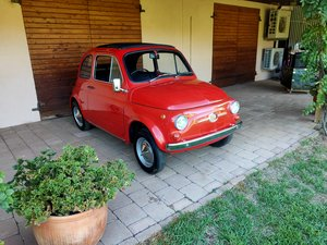 1967 FIAT 500 BAMBINO For Sale by Auction