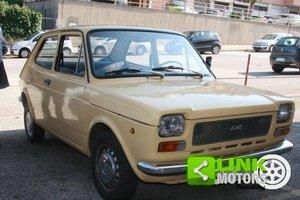 1971 Fiat 127 del  CERTIFICATA ASI