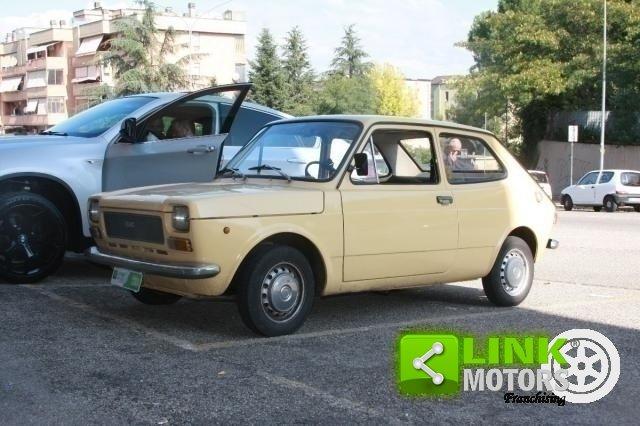 Fiat 127 del 1971 CERTIFICATA ASI For Sale (picture 3 of 6)