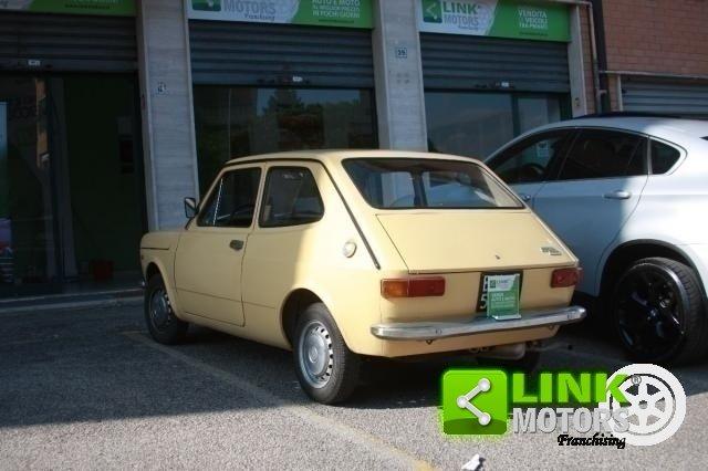 Fiat 127 del 1971 CERTIFICATA ASI For Sale (picture 4 of 6)