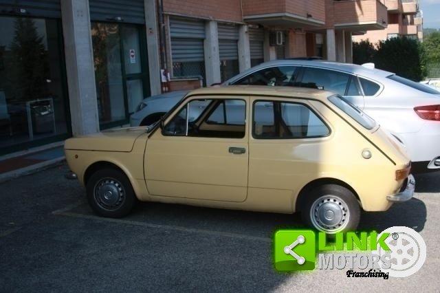 Fiat 127 del 1971 CERTIFICATA ASI For Sale (picture 5 of 6)