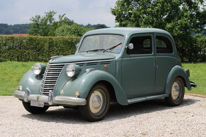 1952 Fiat 1100 E Musone For Sale